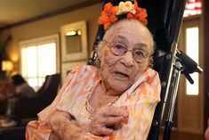 These 5 Women Are The Last Living People Born In 1800s:   116-Year-Old Gertrude Weaver, The Second-Oldest Person In The World And The Oldest Person In America (Born On July 4, 1898)