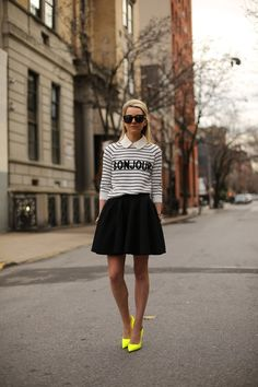 17 Stylish Striped Styles for Women 2014