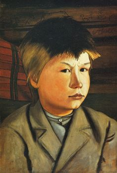 Untitled by Hugo Simberg on Curiator, the world's biggest collaborative art collection. Scandinavian Paintings, Amber Tree, Drawing School, Best Portraits, Child Portraits, Digital Museum, Painter Artist, Collaborative Art, Helsinki