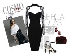 """""""#dolce&gabbanaheels"""" by nissaat ❤ liked on Polyvore featuring Magdalena, Dolce&Gabbana and Brunello Cucinelli"""