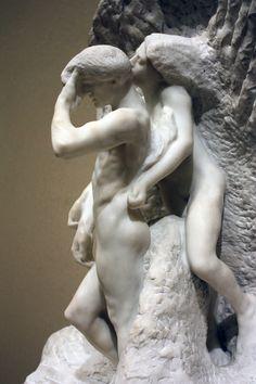 Orpheus and Eurydice Auguste Rodin (Paris 1840–1917)