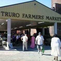 Five questions for Jamie Alcorn - Rustik Magazine: The manager of Truro Farmers' Market loves exploring the wide range of items available at the market each week.