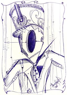 the conductor / the breakfast table session Conductors, Artwork Prints, Sketches, Fantasy, Breakfast, Table, Drawings, Morning Coffee, Sketch