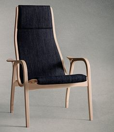 Lamino chair, £2,234 | Nudie Jeans | denim char | mywarehousehome | interior inspiration