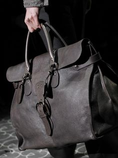 Fashion & Lifestyle: Gucci Men's Bags Fall 2011
