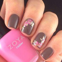 glittr #nail #nails #nailart