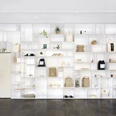 Thisispaper Studio creates minimal interior for first design shop