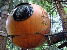 Blink - Free Spirit Spheres - Vancouver Island, British Columbia