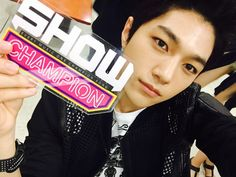 150722 showchampion1: #인피니트 L