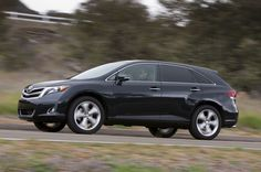 2015-2016 Trucks, SUVs, and Vans: The Ultimate Buyer's Guide  Toyota Venza