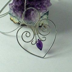 Wire wrap and beading tutorials love it! must try! #ecrafty