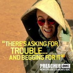 Joseph Gilgun | Preacher