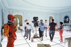 2001: A Space Odyssey, Behind the Scene.