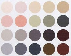 Light Spring Neutrals. http://seasonalcolor.yuku.com/topic/2527/Help-me-with-my-season#.VGhvIMmRLl9