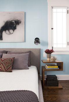West Hollywood Bachelor Pad Bedroom | Portfolio - PurePhoto