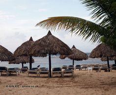 A little gallery of Dominican Republic's northern shores Beach Huts, Dominican Republic, Seaside, North America, Patio, Culture, Explore, Gallery, Outdoor Decor