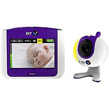 BT Baby Monitor 7000 http://www.parentideal.co.uk/john-lewis---baby-monitors.html