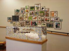 'Ant Girls' triumphantly take over USM art gallery in Lewiston - The Portland Press Herald / Maine Sunday Telegram