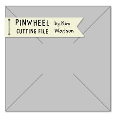 Pinwheel cutting file from Kim watson - Afternoon Creative Gift Wrapping, Creative Gifts, Wrapping Ideas, Silhouette Projects, Silhouette Cameo, Free Silhouette, Kiwi Lane Designs, October Afternoon, 3d Paper Crafts