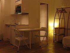 Paris Rental Arbre Sec White Studio