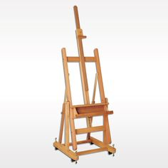Mabef M18 Convertible Studio Easel from Ken Bomley Art Supplies