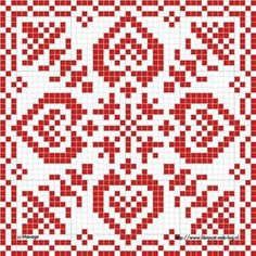Beaded Embroidery, Cross Stitch Embroidery, Cross Stitch Patterns, Crochet Patterns, Pin Cushions, Handicraft, Pixel Art, Needlework, Tapestry