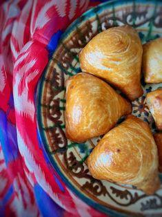 Кулинарное путешествие: Традиционная узбекская самса Mini Pies, Baking