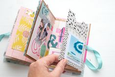 Creating A Family Recipe Scrapbook – Scrapbooking Fun! Diy Crafts With Cds, Diy Crafts For Girls, Paper Crafts, Recipe Scrapbook, Mini Scrapbook Albums, Scrapbook Page Layouts, Minis, Album Photo Original, Book Making
