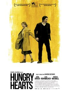 Adam Driver and Alba Rohrwacher  'Hungry Hearts' Source filmmisery.com