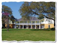Ormond Plantation by New Orleans Plantation Country, via Flickr