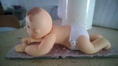 Topo para bolo chá de bebe