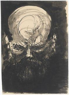 Paul Verlaine, Picasso