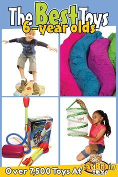 The Best 6 Year Old Toys Games And Gifts From Fat Brain Popular