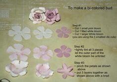 using the Spellbinders Rose Creation die