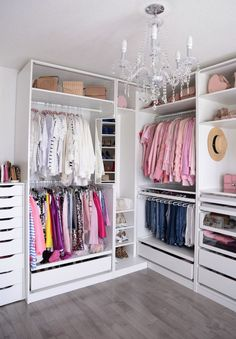 Helpful Closet Organization Tips Featuring The IKEA Pax Wardrobe Wardrobe organization Ikea Pax Closet, Ikea Pax Wardrobe, Wardrobe Room, Wardrobe Design Bedroom, Closet Bedroom, Modern Wardrobe, Walk In Closet Ikea, Master Closet, Closet Hacks