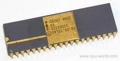 Intel 8087 coprocessor