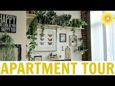 APARTMENT TOUR | MY BOHEMIAN LOFT | MEGHAN HUGHES - YouTube