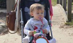 How to keep baby safe and cool in a pram