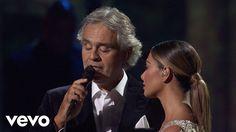 Andrea Bocelli, Nicole Scherzinger - No Llores Por Mi Argentina #beautifulmusic #music #rainydayvibes