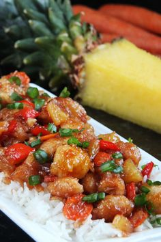 Baked Sweet and Sour Chicken--main14