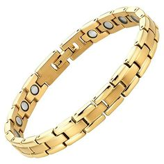 Willis Judd New Womens Hi Power Titanium Magnetic Bracelet Free Link Removal Tool *** You can find valentines gift ideas by visiting the image link.