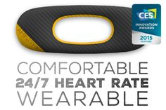 Help us revolutionize athletic training with the first comfortable, 24/7 wearable heart rate monitor