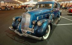 1937 Pierce-Arrow Model 1703