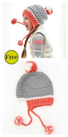 Gifts Treat Girls Hat Unicon Hat Kids Knitted Hat