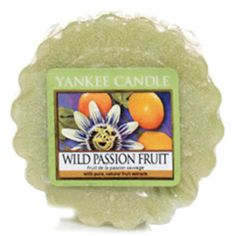 Yankee Candle Wax Tart (Wild Passion Fruit) : i like this one in my kitchen.
