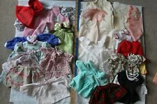 Antique vintage modern doll clothes, over 50 pieces - will end Feb. Vintage Modern, 50th, Doll Clothes, Dolls, Antiques, Confidence, Ebay, Shopping, Baby Dolls