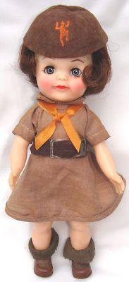 Vintage 1965 Effanbee Doll