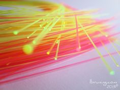 light up your eTextiles, craft-tech and wearable computing with fluorescent fiber optics (april 2013)