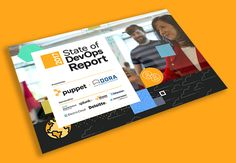 Cover of the 2017 State of DevOps Report