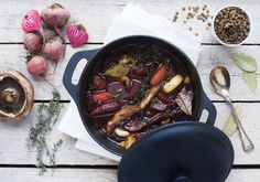 Beet_bourguignon by Photosfood52, via Flickr
